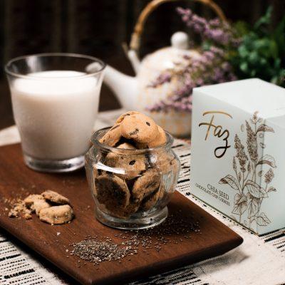 Faz Cookies chia seed Chocolate Chips