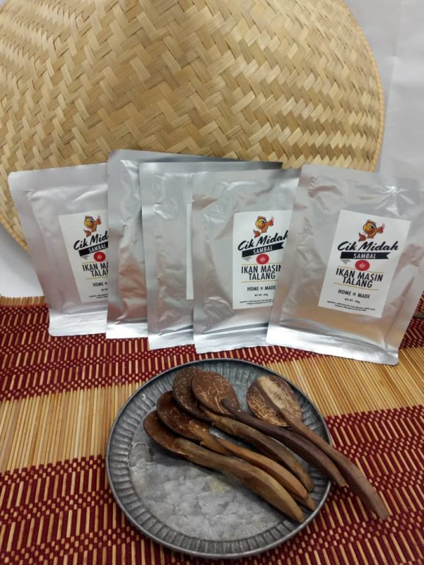 100g pouch -packet of 5