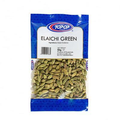 Whole Cardamom Elaichi Green