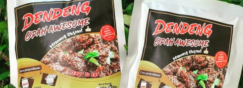 Dendeng Opah Awesome by Adfa Beez Empire