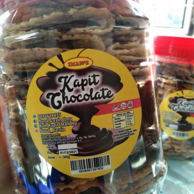 CRUNCHY CHOCOLATE COOKIES