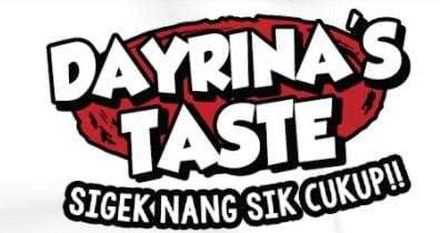 Dayrina's Taste