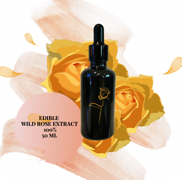 Edible Rose Extract