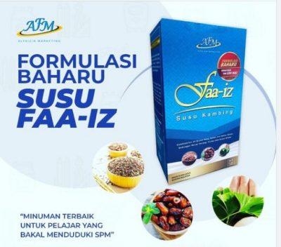 Susu Kambing Faaiz